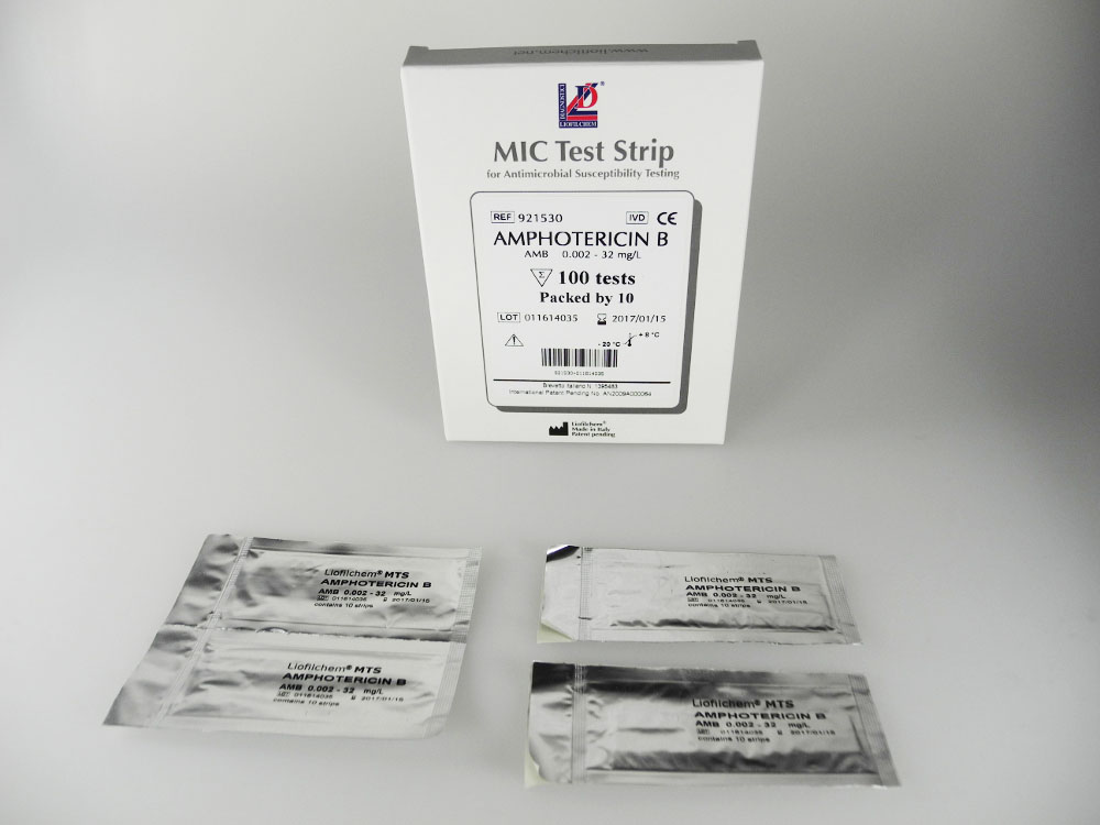 Mic Teste Strip